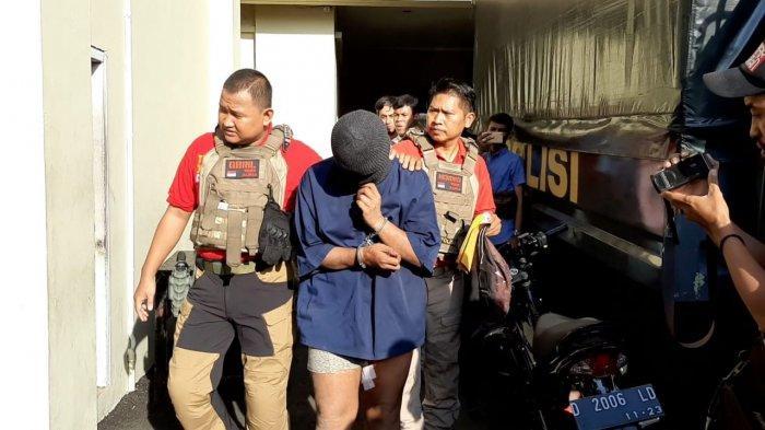 VIDEO: Penodong Bersenjata Tajam di Koja Ditembak Tim Tiger Polres Metro Jakarta Utara