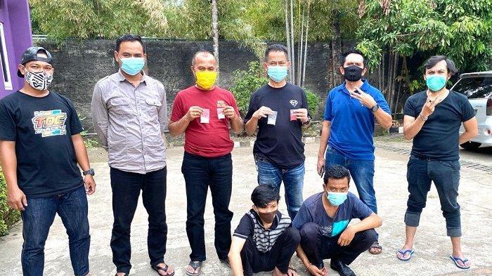 2 Pengedar Sabu Jaringan Lapas Salemba Ini Kerap Beraksi di Kalimalang Bekasi
