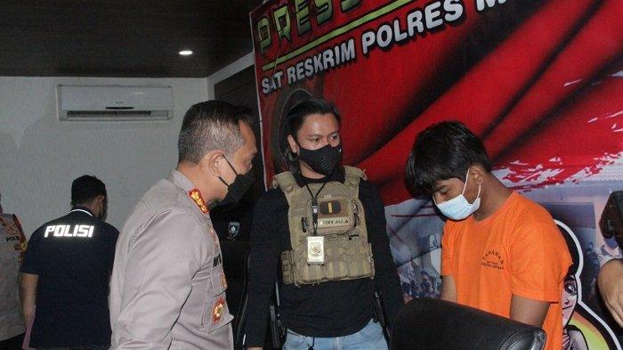 Tersangka Pembacokan Futsal Berdarah di Kalideres Berstatus Mahasiswa