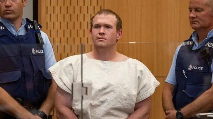 Pelaku Pembantaian 51 Muslim di Selandia Baru Bakal Divonis Penjara Seumur Hidup Tanpa Remisi