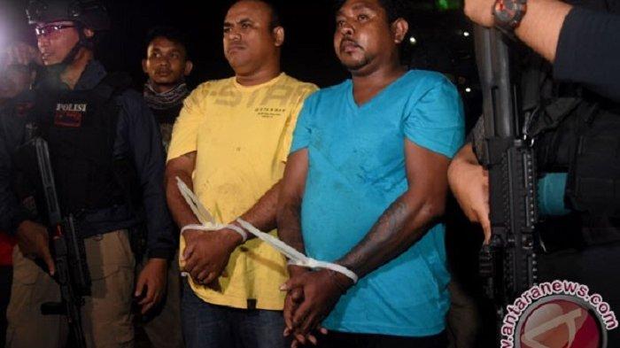 Pengeroyok Hermansyah Serahkan Diri ke Polisi