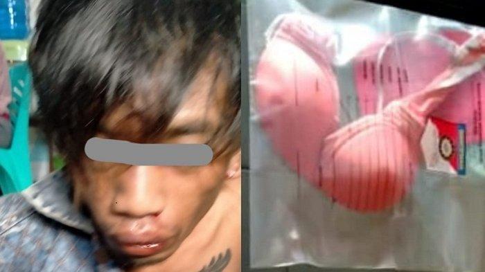 Kasus Percobaan Perampokan di Perumahan Elit, Pelaku Tutup Wajahnya Pakai Bra, Nyaris Rudapaksa ART