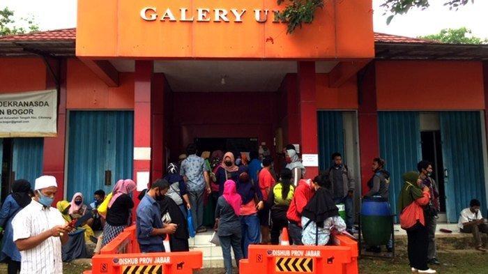 Pelaku UMKM Kabupaten Bogor Berharap Banpres UMKM Senilai Rp2,4 Juta Segera Dicairkan