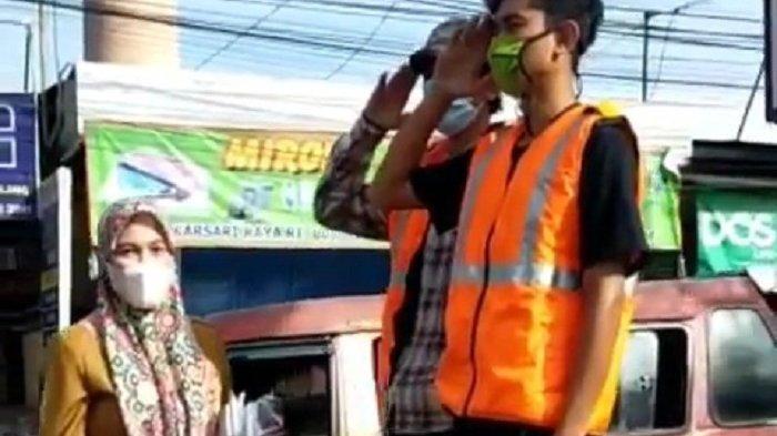 178 Orang Pelanggar Prokes Terjaring Operasi Yustisi di Tambun Selatan Dikenakan Sanksi Sosial
