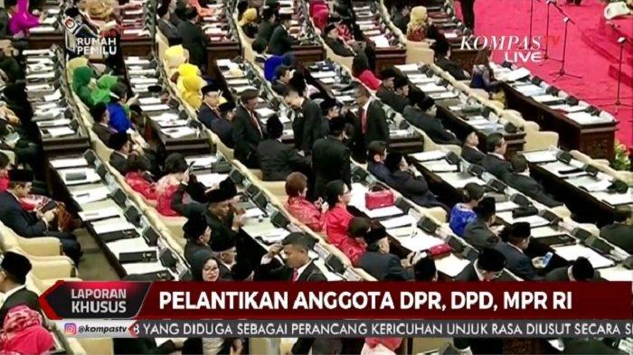 Pemilihan Ketua MPR, Pengamat Politik : Selayaknya Diberikan Pada Partai Koalisi Prabowo-Sandi