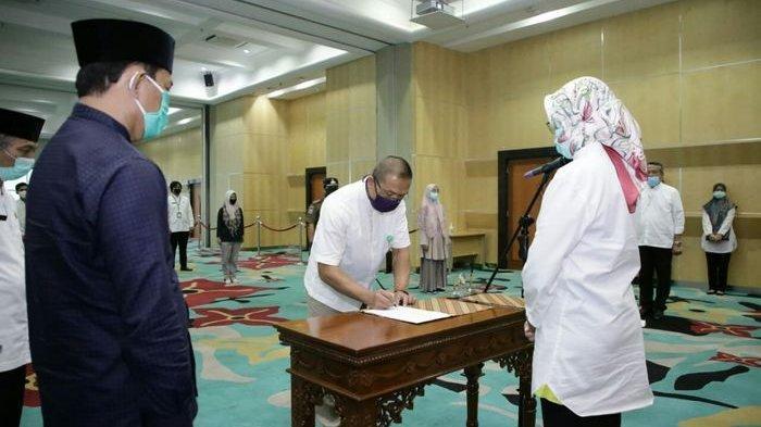 Bawaslu Tangerang Selatan Akan Surati Airin Rachmi Diany Terkait Pelantikan Pejabat