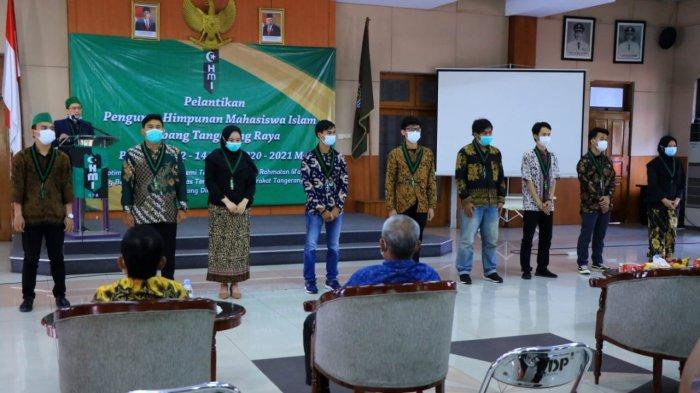 Wakil Wali Kota Tangerang Sachrudin Ingin Organisasi Bersatu Tingkatkan Kesejahteraan Masyarakat