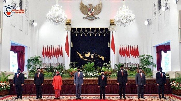 Ternyata Ini 3 Alasan Jokowi Reshuffle Menterinya, Ali Ngabalin Sebut akan Dilakukan Pekan Ini