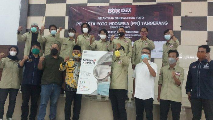 Jajaran Pengurus PFI Tangerang Periode 2021-2024 Resmi Dilantik