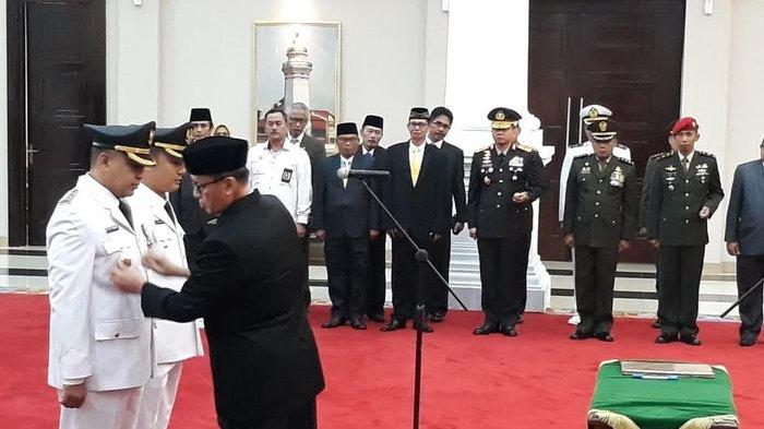 Gubernur Banten Ingatkan Bupati Tangerang Ahmed Zaki Iskandar Hindari Korupsi