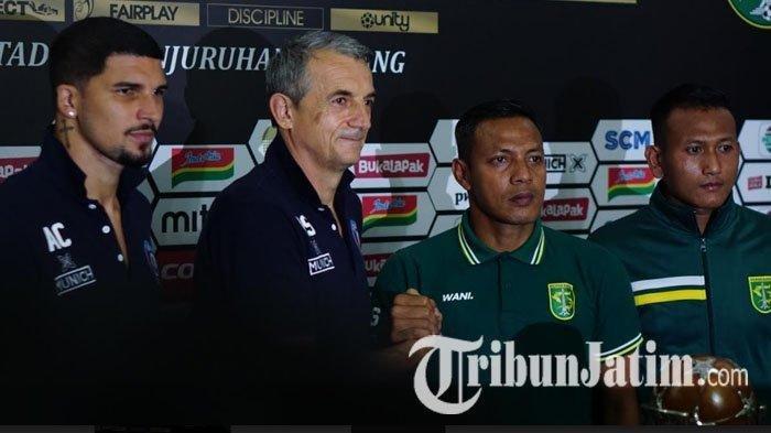 Jelang Final Piala Presiden 2019, Persebaya Surabaya Latihan Tanpa Ditemani Djadjang Nurdjaman
