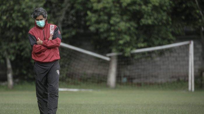 Berada di Grup G Piala AFC 2021, Pelatih Bali United Stefano Cugurra Mulai Cari Informasi Tim Lawan