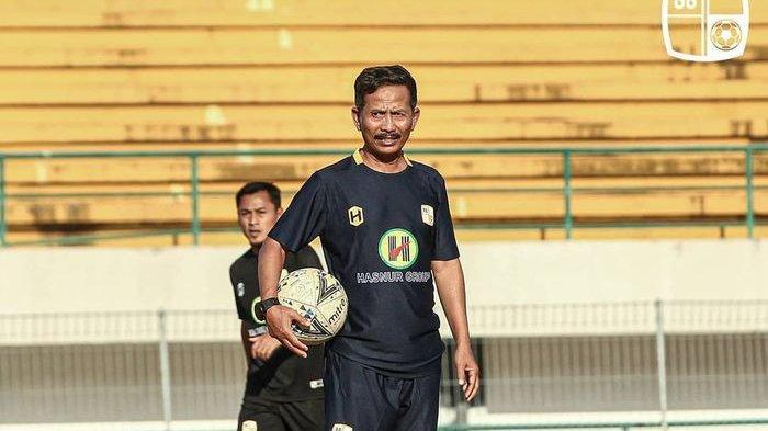 Djanur Sebut Absennya Otavio Dutra dan Novri Setiawan Tak Untungkan Barito Putera di Perempat Final