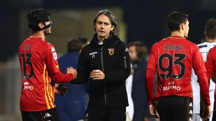 Link Live Liga Italia Juventus vs Benevento: Penyihir Ingin Wujudkan Mimpi Tahan Juventus di Turin