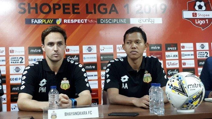 Bhayangkara FC Masuk Papan Tengah Klasemen Liga 1 2019 Setelah Kalahkan Arema FC