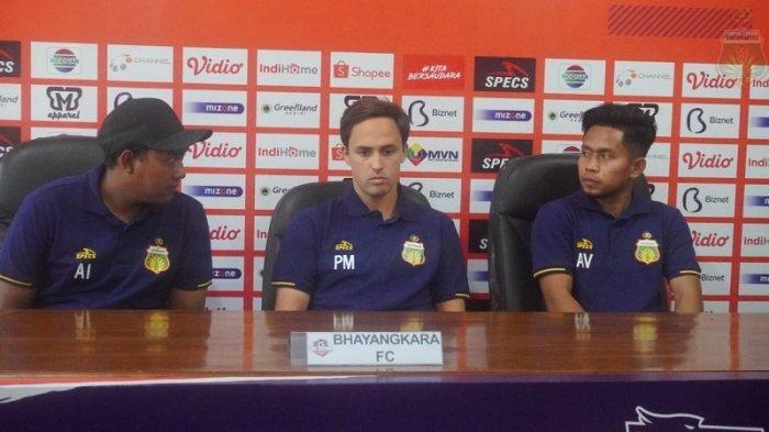 Penyerang Bhayangkara FC Andik Vermansah Nilai Arema FC Tetap Bagus Meski Tak Diperkuat Pemain Asing