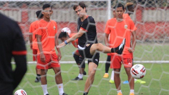 Antisipasi Penyebaran Virus Corona, Pemain Bhayangkara FC Dikarantina, Tak Boleh Berpergian Dulu