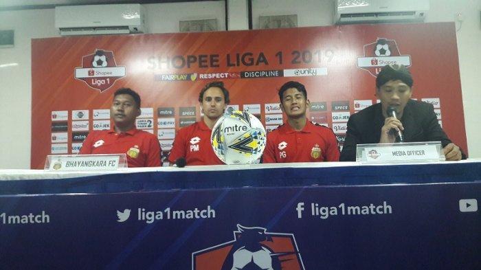 Bruno Matos Cetak 2 Gol Kemenangan untuk Bhayangkara FC, Begini Komentar Paul Munster