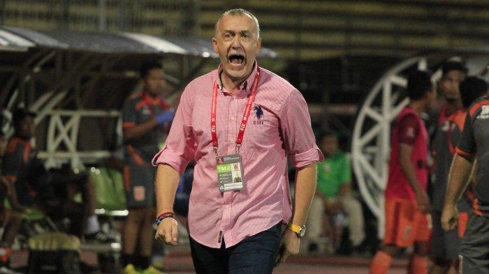 Pengelola PSIS Semarang Merelakan Kepergian Pelatih Dragan Djukanovic