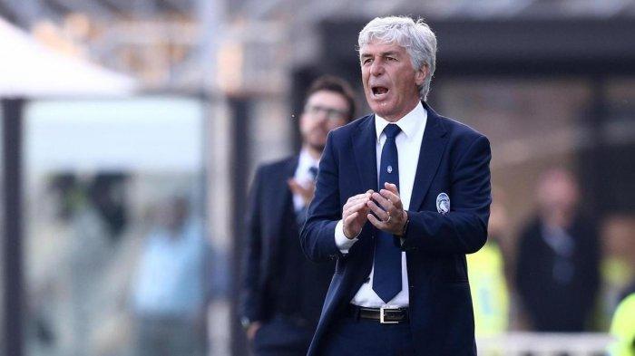 Hasil Leg Pertama Semifinal Coppa Italia Napoli 0-0 Atalanta: Kedua Tim Berpeluang Lolos Babak Final