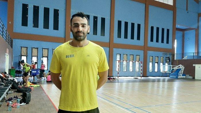 Pelatih Bola Tangan PON DKI Jakarta Mohammad Mehdi Sadraei Yakin Bola Tangan Indonesia Bisa Maju