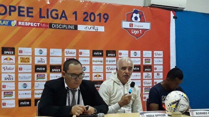 Dipermalukan Persija Jakarta 4-2, Pelatih Borneo FC Puji Kehebatan Marko Simic