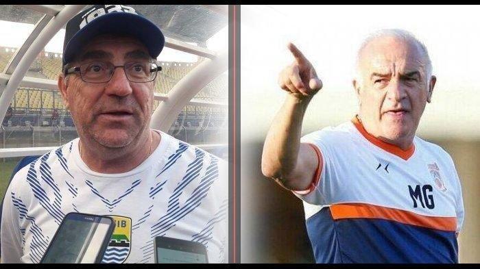 Arema FC Vs Persib, Duel Robert Alberts dan Mario Gomez yang Sama-sama Pernah Tangani Tim Lawan
