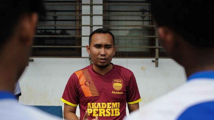 Pelatih Persib U-16 Imam Nurjaman Punya Kandidat Pemain Maung Ngora