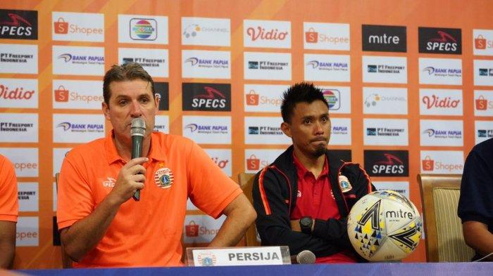 Dibikin Keok oleh Mutiara Hitam 2-0, Julio Banuelos Sebut Persija Sudah Main Bagus
