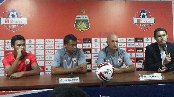 PSBB di DKI Jakarta Sampai 4 Juni, Pelatih Persija Siap Kembali ke Indonesia dan Bertarung di Liga 1