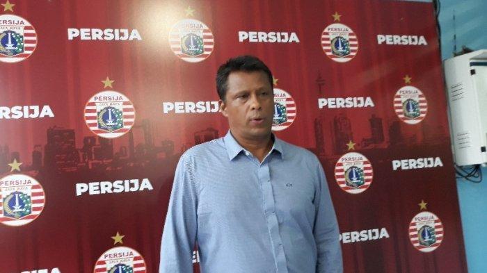 Sergio Farias Pimpin Latihan Persija Jakarta untuk Pertama Kalinya, Terkejut Lihat Kondisi Pemainnya