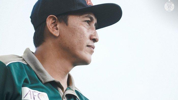 Pelatih Persija Jakarta U-20 Washyiatul Akmal Hadiri Latihan Oranye demi Raih Lisensi A Kepelatihan