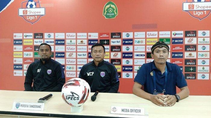 Pesan Widodo kepada Pemain dan Fans Persita Tangerang, Jangan Sampe Jenuh Untuk Kesehatan