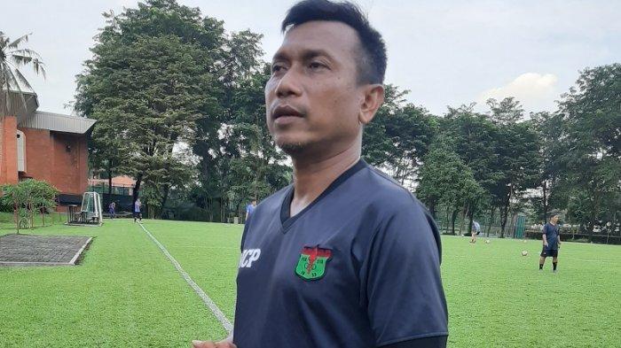 Widodo Cahyono Putro tak akan Cari Pengganti setelah Ditinggal Wiganda yang Melatih Persita Muda
