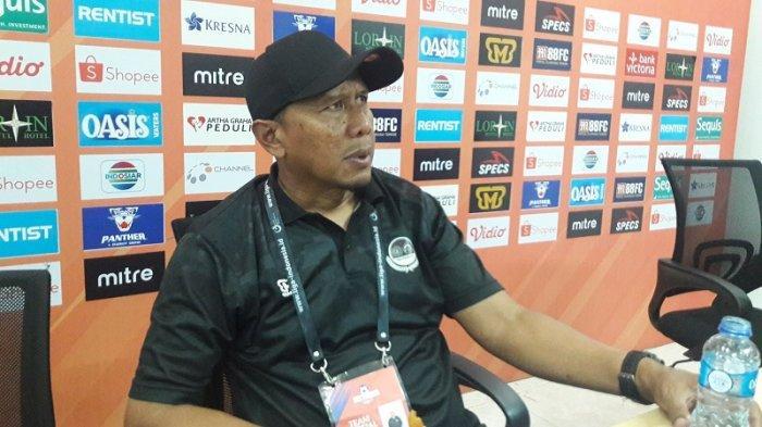 Rahmad Darmawan Bantah Penurunan Performa PS Tira Persikabo Bukan Karena Faktor Finansial