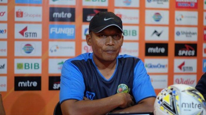 Asisten Pelatih Tira Persikabo, Miftahudin Mukson, Klaim Anak Asuhnya Tampil Bagus