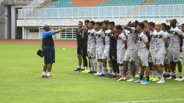 Tira Persikabo Tahan Imbang Persib Bandung di GBLA, Ini Ungkapan Miftahudin Mukson
