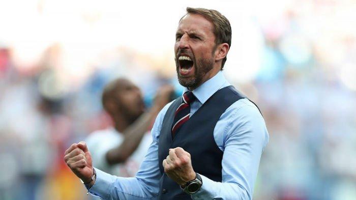 Pelatih Timnas Inggris Gareth Southgate