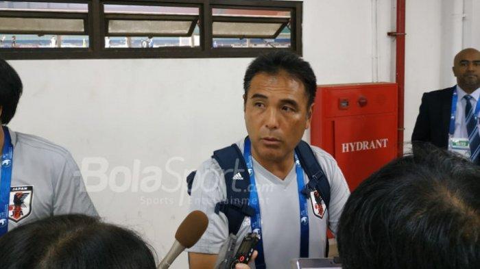 LIVE STREAMING Indonesia U-19 Vs Jepang: Begini Peluang Jepang yang Katanya Akan Jegal Indonesia