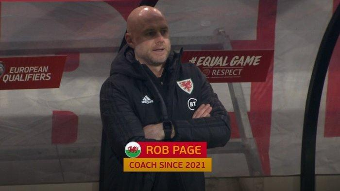 Euro 2020, Wales Vs Swiss, Pelatih Wales Robert Page Inginkan Kemenangan di Laga Perdana