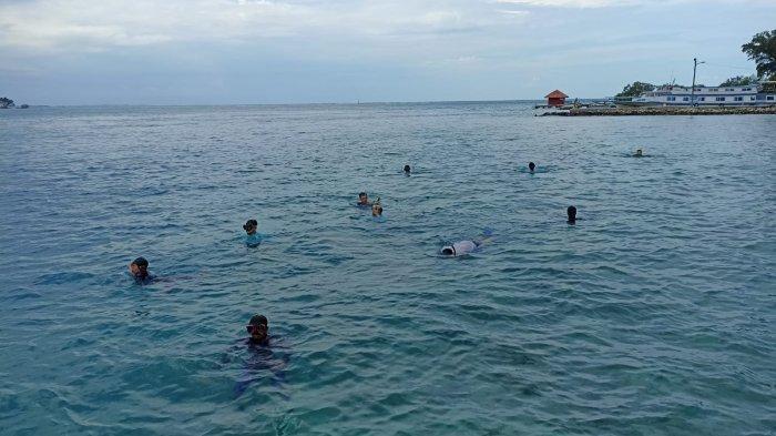 Buka Lapangan Kerja, LMK Panggang Wisata Bahari & PT Nusantara Regas Gelar Sertifikasi Selam Rescue