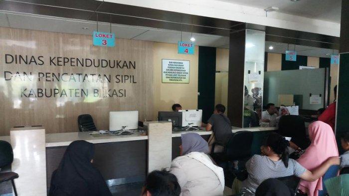 Disdukcapil Kabupaten Bekasi Buka Layanan Kependudukan Via Whatsapp