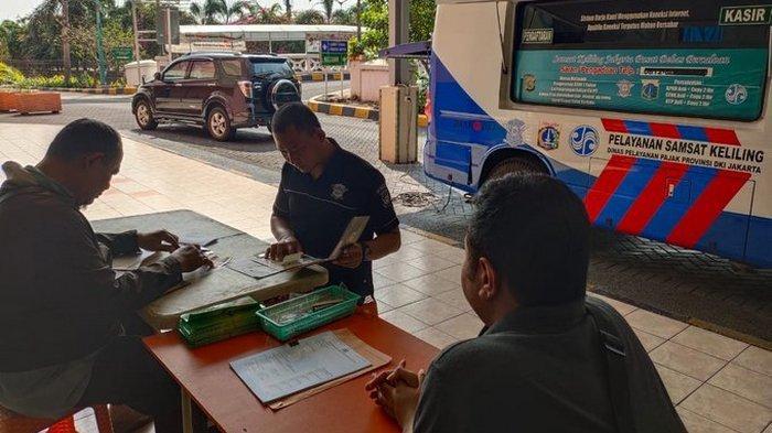 Lokasi SIM Keliling di Jakarta dan Lokasi Gerai Samsat di Jadetabek Sabtu 16 November 2019