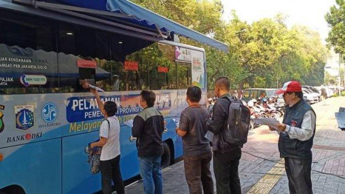 Lokasi SIM Keliling di Jakarta dan Lokasi Gerai Samsat di Jadetabek Jumat 8 November 2019