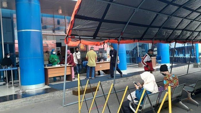 VIDEO: Pelayanan Umum Kembali Dibuka di RSUD Kota Tangerang yang Sebelumnya Khusus untuk Covid-19