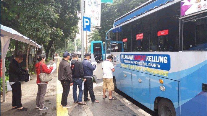 Lokasi SIM Keliling di Jakarta Hari Minggu (14/4/2019) Hanya di Tiga Wilayah