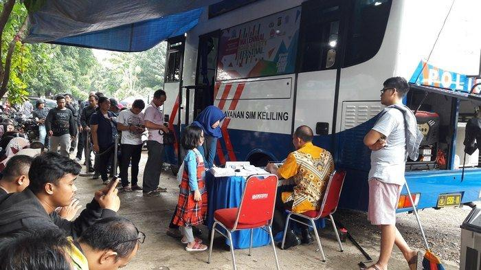 Lokasi SIM Keliling di Jakarta dan Lokasi Gerai Samsat di Jadetabek Jumat 17 Januari 2020