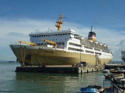 Kapal Pelni Jadi Tempat Isolasi Pasien OTG hingga Gejala Ringan untuk Atasi Krisis Ruang Perawatan