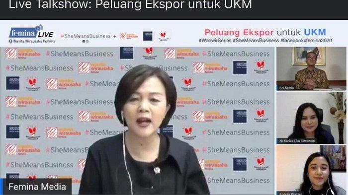 Gandeng WhatsApp, Femina Gaungkan Inovasi bagi Wanita Wirausaha Indonesia via Cerita Bisnisku