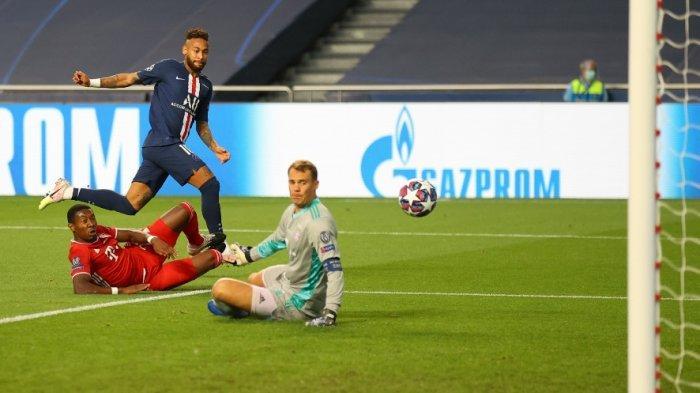 Hasil Babak Pertama PSG vs Bayern Muenchen 0-0, Hujan Tendangan Bebas tapi Tanpa Gol